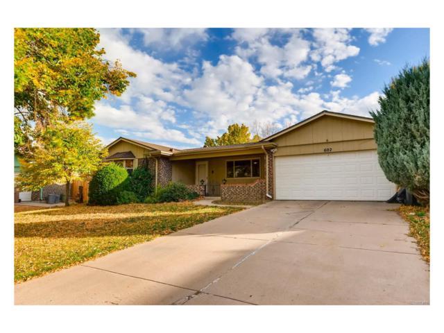602 Olathe Way, Aurora, CO 80011 (#5088399) :: The Peak Properties Group