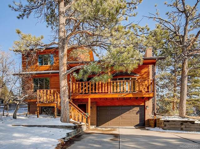 8540 Lightening View Drive, Parker, CO 80134 (#5088435) :: The DeGrood Team