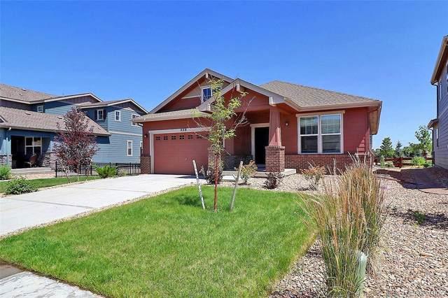438 Seahorse Drive, Windsor, CO 80550 (MLS #5088480) :: Kittle Real Estate