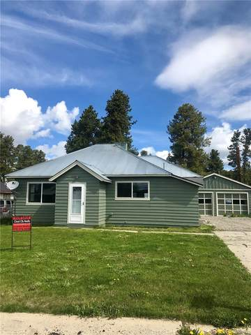 305 Mount Bartlett Drive, Leadville, CO 80461 (#5088830) :: The HomeSmiths Team - Keller Williams
