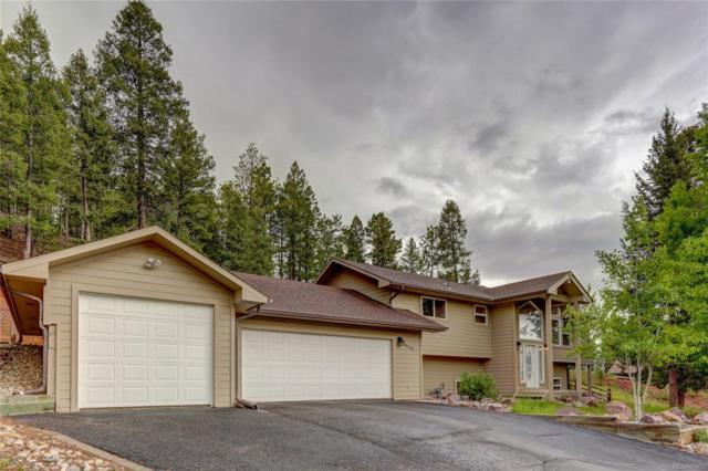 1441 Crestview Way, Woodland Park, CO 80863 (MLS #5088856) :: 8z Real Estate