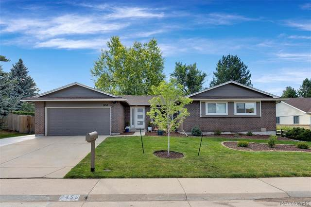 7458 S Clarkson Circle, Centennial, CO 80122 (MLS #5088875) :: 8z Real Estate