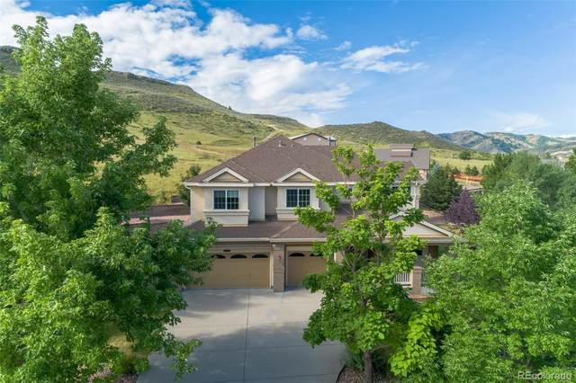 5346 Dunraven Circle, Golden, CO 80403 (#5089174) :: Peak Properties Group