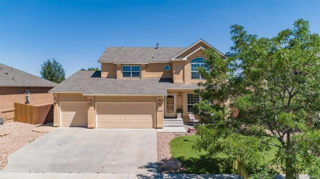 5749 Whiskey River Drive, Colorado Springs, CO 80923 (#5089469) :: The HomeSmiths Team - Keller Williams