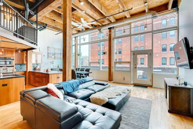 1143 Auraria Parkway 402A, Denver, CO 80204 (#5090038) :: Mile High Luxury Real Estate