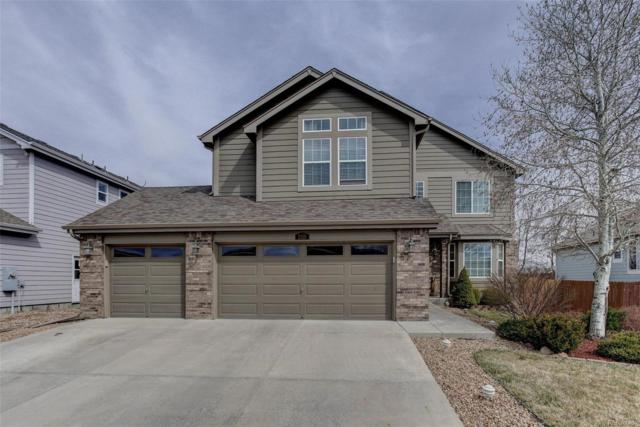 2115 Redhead Drive, Johnstown, CO 80534 (#5090481) :: Compass Colorado Realty