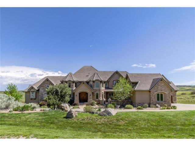 5660 Aspen Leaf Drive, Littleton, CO 80125 (MLS #5090909) :: 8z Real Estate