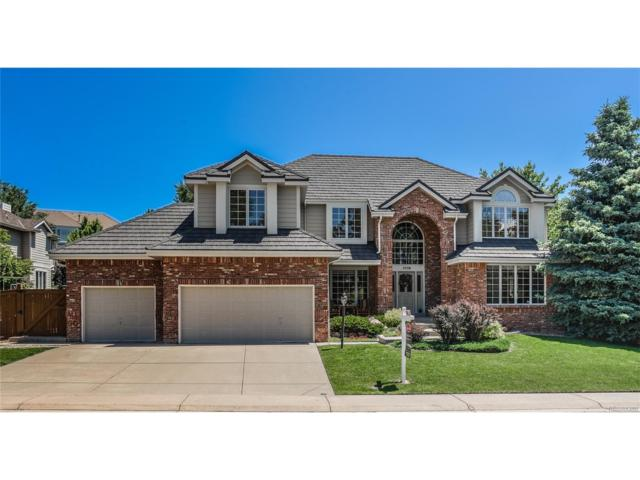 5558 S Mobile Street, Centennial, CO 80015 (MLS #5091097) :: 8z Real Estate
