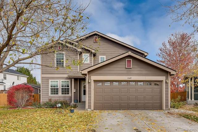 2685 E 109th Court, Northglenn, CO 80233 (#5091492) :: Hudson Stonegate Team