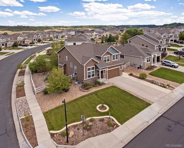 5404 Fawn Ridge Way, Castle Rock, CO 80104 (MLS #5091735) :: 8z Real Estate