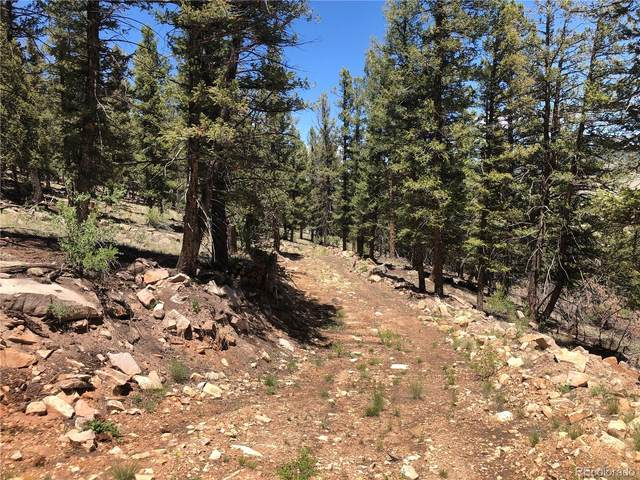LOT 510 Middle Fork Vista, Fairplay, CO 80440 (#5091991) :: The DeGrood Team