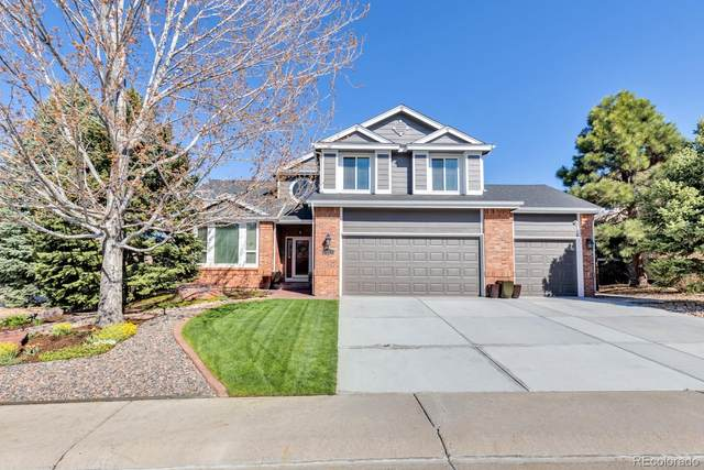 5425 Knoll Place, Highlands Ranch, CO 80130 (#5092269) :: HomeSmart