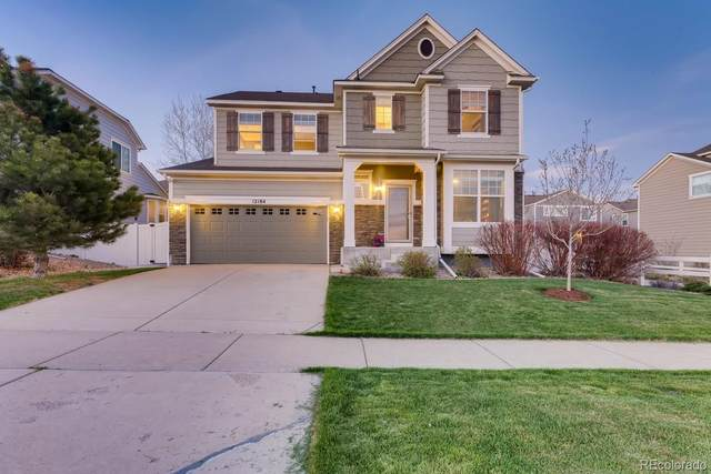 12184 Triple Crown Drive, Parker, CO 80134 (MLS #5092719) :: The Sam Biller Home Team