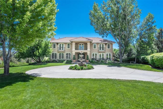 5816 S Village Way, Greenwood Village, CO 80121 (#5093211) :: The City and Mountains Group