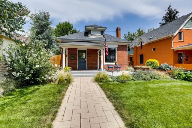 3323 W 23rd Avenue, Denver, CO 80211 (#5093771) :: The Peak Properties Group