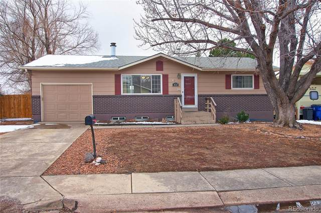 4727 Woodbury Drive, Colorado Springs, CO 80915 (#5093935) :: The Dixon Group