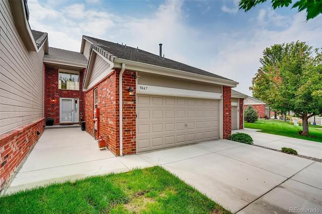 9447 Southern Hills Circle, Lone Tree, CO 80124 (#5094684) :: The Brokerage Group