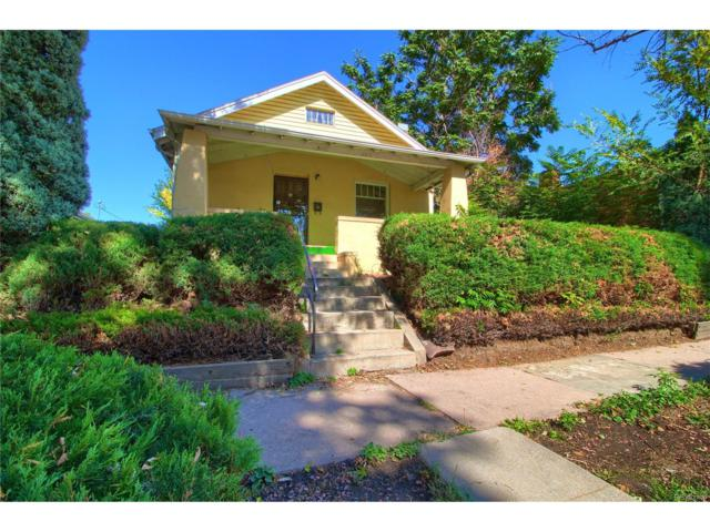 3317 W 33rd Avenue, Denver, CO 80211 (#5094694) :: Thrive Real Estate Group