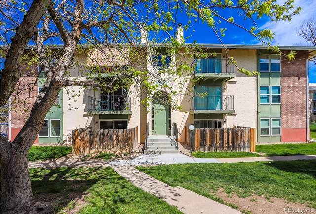 12163 Melody Drive #103, Westminster, CO 80234 (#5095098) :: Bring Home Denver with Keller Williams Downtown Realty LLC