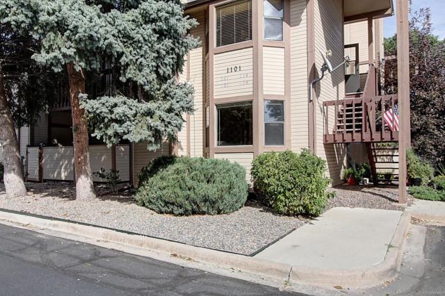 1101 S Garrison Street #101, Lakewood, CO 80232 (#5095207) :: The Peak Properties Group