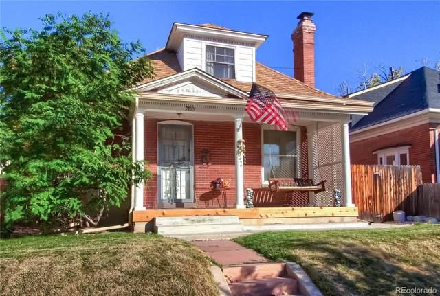 780 S Grant Street, Denver, CO 80209 (#5095335) :: Portenga Properties