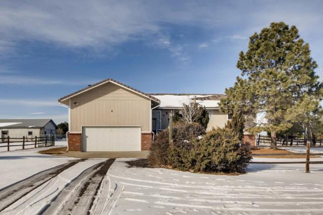 12943 N 3rd Street, Parker, CO 80134 (#5095548) :: James Crocker Team