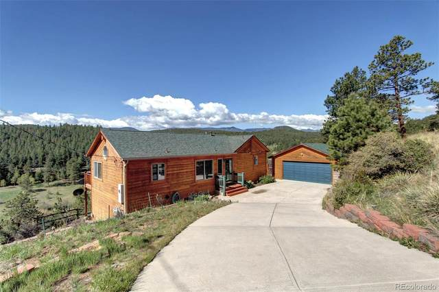 182 Spruce Trail, Bailey, CO 80421 (#5095827) :: Colorado Home Finder Realty
