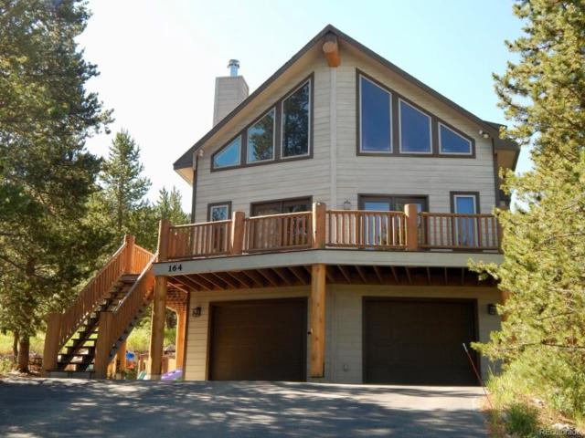 164 County Road 8980, Granby, CO 80446 (#5096362) :: Bring Home Denver