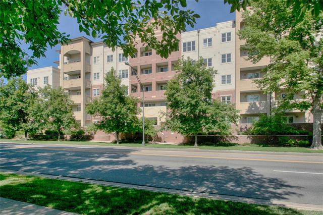 2200 S University Boulevard #310, Denver, CO 80210 (#5096412) :: Mile High Luxury Real Estate