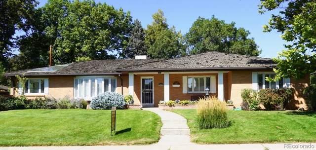 2655 E Flora Place, Denver, CO 80210 (#5096757) :: HomeSmart