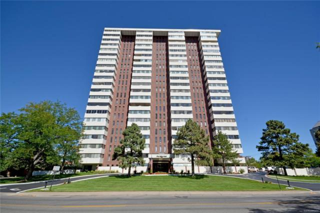 3131 E Alameda Avenue #1803, Denver, CO 80209 (#5097024) :: The Peak Properties Group