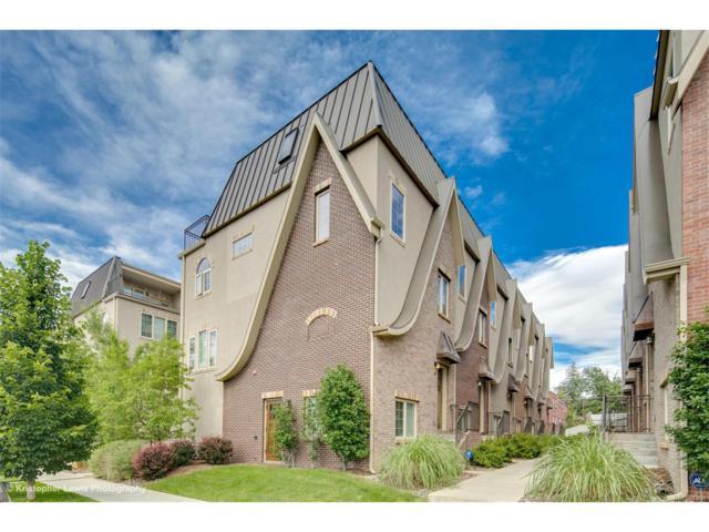 936 S Pearl Street #104, Denver, CO 80209 (#5097239) :: The Peak Properties Group