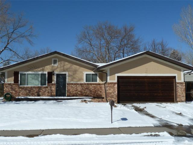 1327 S Jellison Street, Lakewood, CO 80232 (#5097421) :: ParkSide Realty & Management