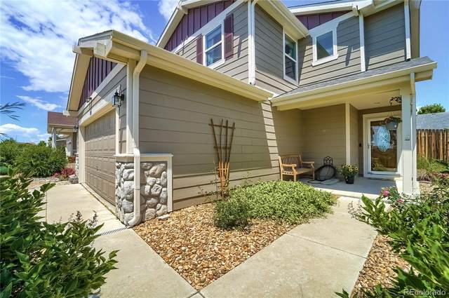 850 Willow Drive, Lochbuie, CO 80603 (MLS #5097465) :: Bliss Realty Group