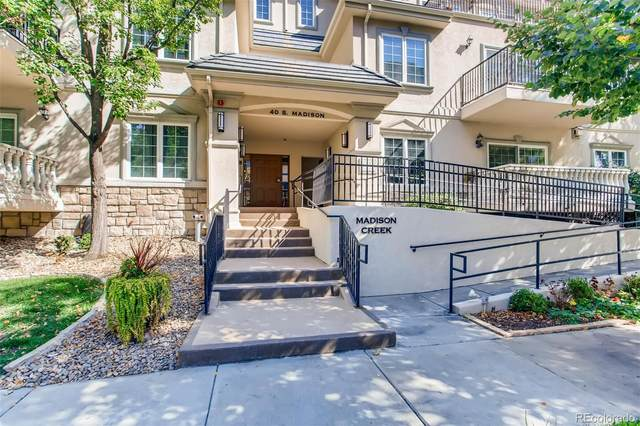40 S Madison Street #201, Denver, CO 80209 (#5097498) :: The HomeSmiths Team - Keller Williams