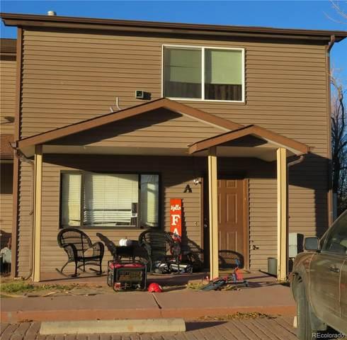 473 N Banner Street A, Elizabeth, CO 80107 (#5097603) :: The DeGrood Team