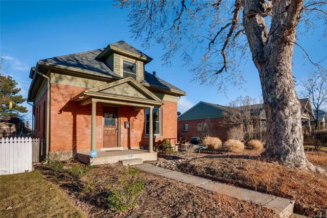 4584 Alcott Street, Denver, CO 80211 (MLS #5098085) :: 8z Real Estate