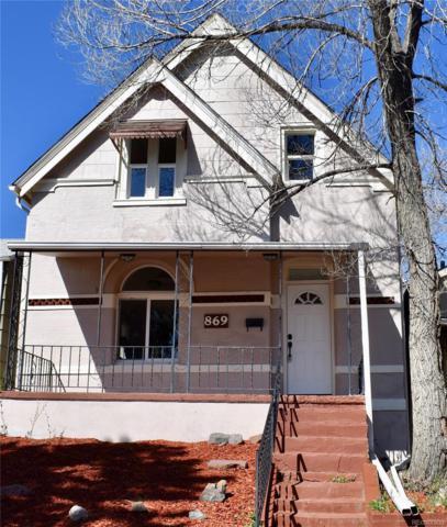 869 Knox Court, Denver, CO 80204 (#5098172) :: The Peak Properties Group