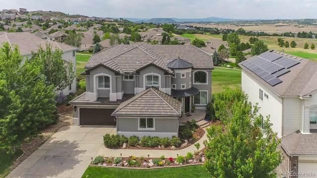 1721 Peninsula Circle, Castle Rock, CO 80104 (#5098185) :: Wisdom Real Estate