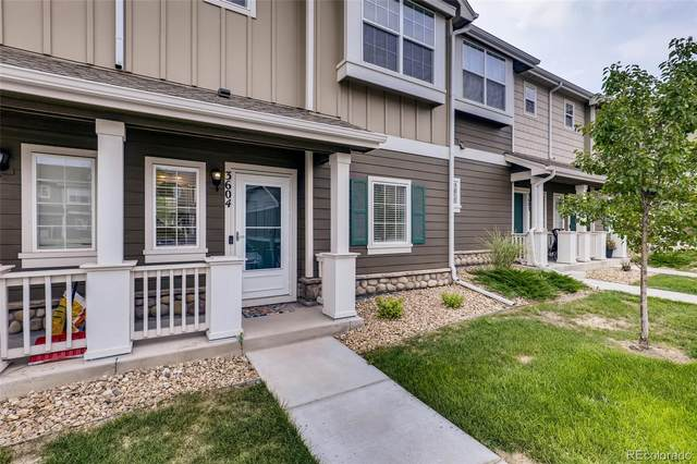 14700 E 104th Avenue #3604, Commerce City, CO 80022 (MLS #5098332) :: Find Colorado