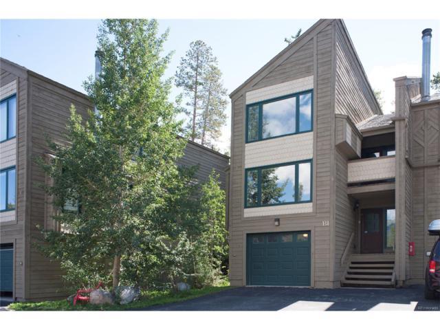 547 White Cloud Drive B-1, Breckenridge, CO 80424 (MLS #5098514) :: 8z Real Estate