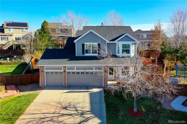 1018 Thornbury Place, Highlands Ranch, CO 80129 (#5098522) :: Re/Max Structure