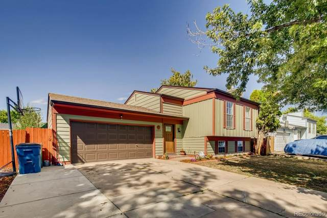 19270 E 22nd Drive, Aurora, CO 80011 (#5098609) :: You 1st Realty