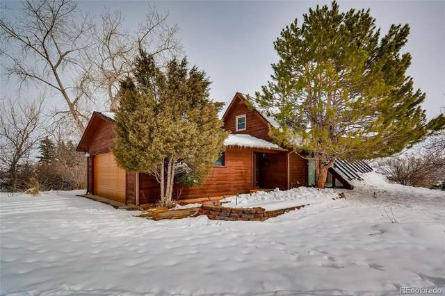 5591 Willow Wood Drive, Morrison, CO 80465 (#5098845) :: The Griffith Home Team