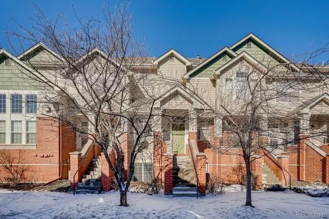 9854 E Idaho Street, Aurora, CO 80247 (#5098941) :: The HomeSmiths Team - Keller Williams