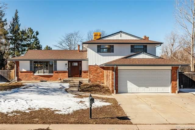 7171 S Franklin Street, Centennial, CO 80122 (MLS #5099500) :: 8z Real Estate