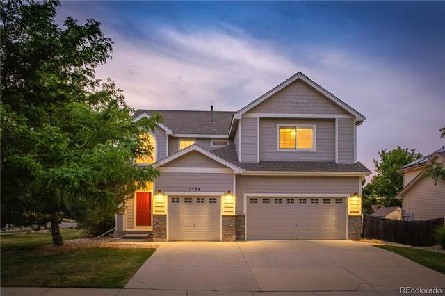 2734 Sunset Place, Erie, CO 80516 (#5099605) :: Real Estate Professionals