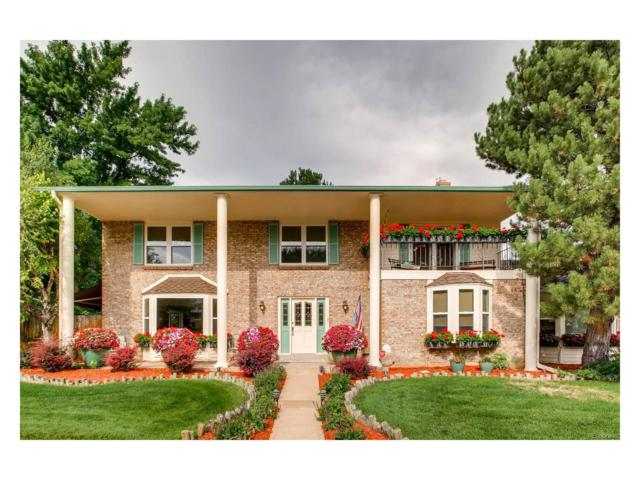 2776 E Irish Place, Centennial, CO 80122 (MLS #5099813) :: 8z Real Estate