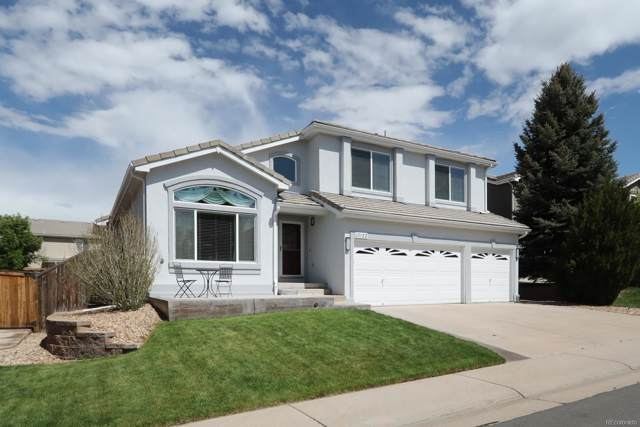 10122 Jill Avenue, Highlands Ranch, CO 80130 (#5100363) :: The DeGrood Team