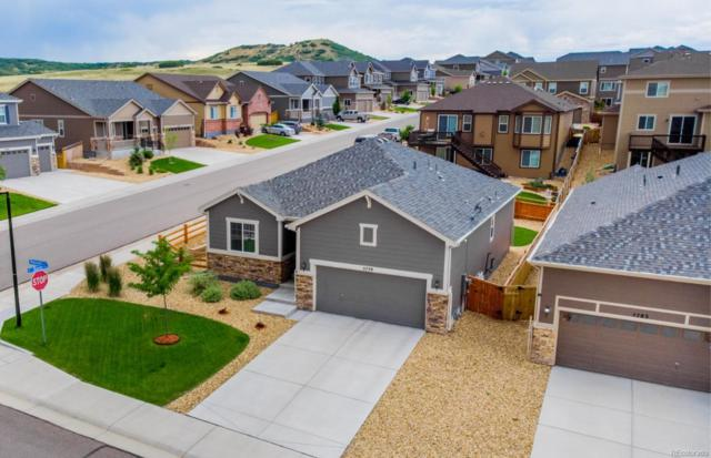 5759 Haywagon Lane, Castle Rock, CO 80108 (#5100530) :: HomePopper